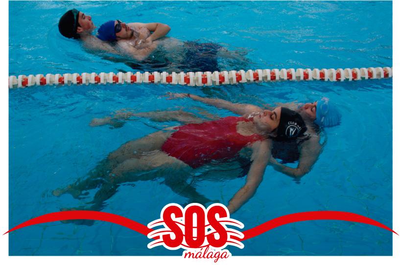 monitor piscina natacion